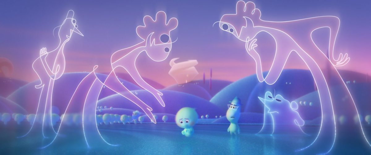 The combination of 3D and 2D animation is quite stunning!