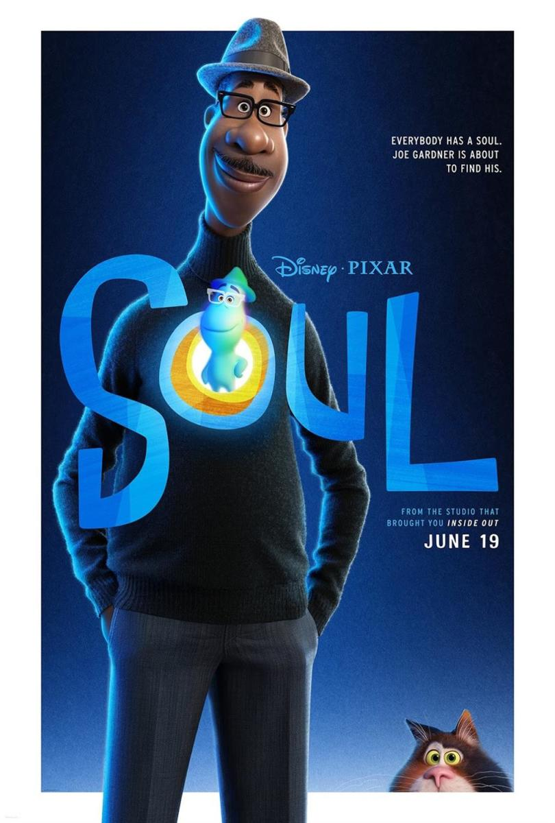 Because Pixar is trying to fill up my whole damn list!