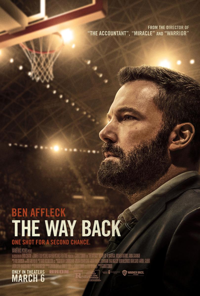 Damn you Ben Affleck for being so frikkin' talented!