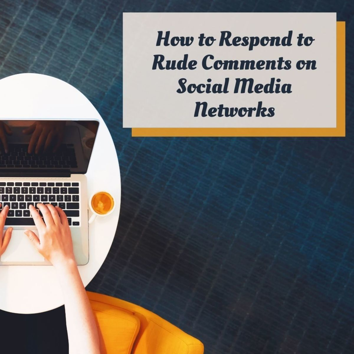 How to respond to rude comments on Facebook and other social media networks
