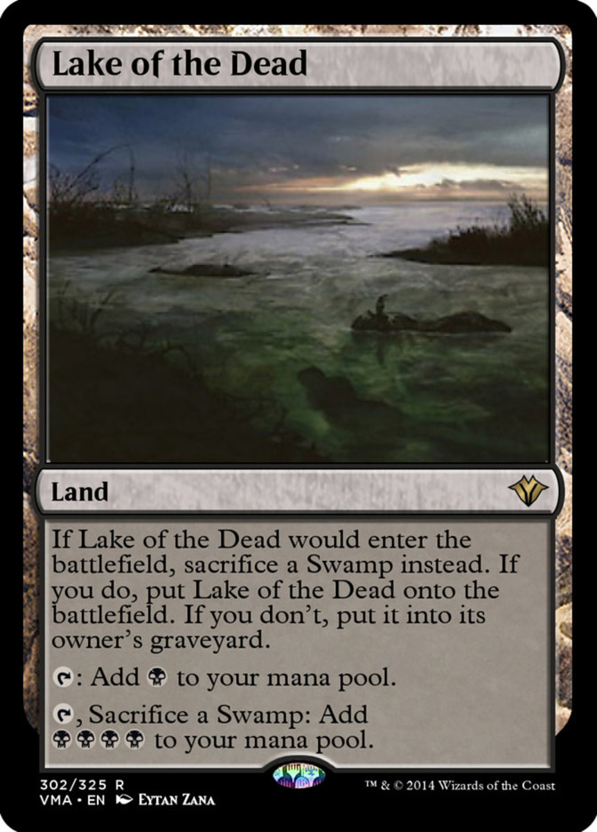 Lake of the Dead mtg