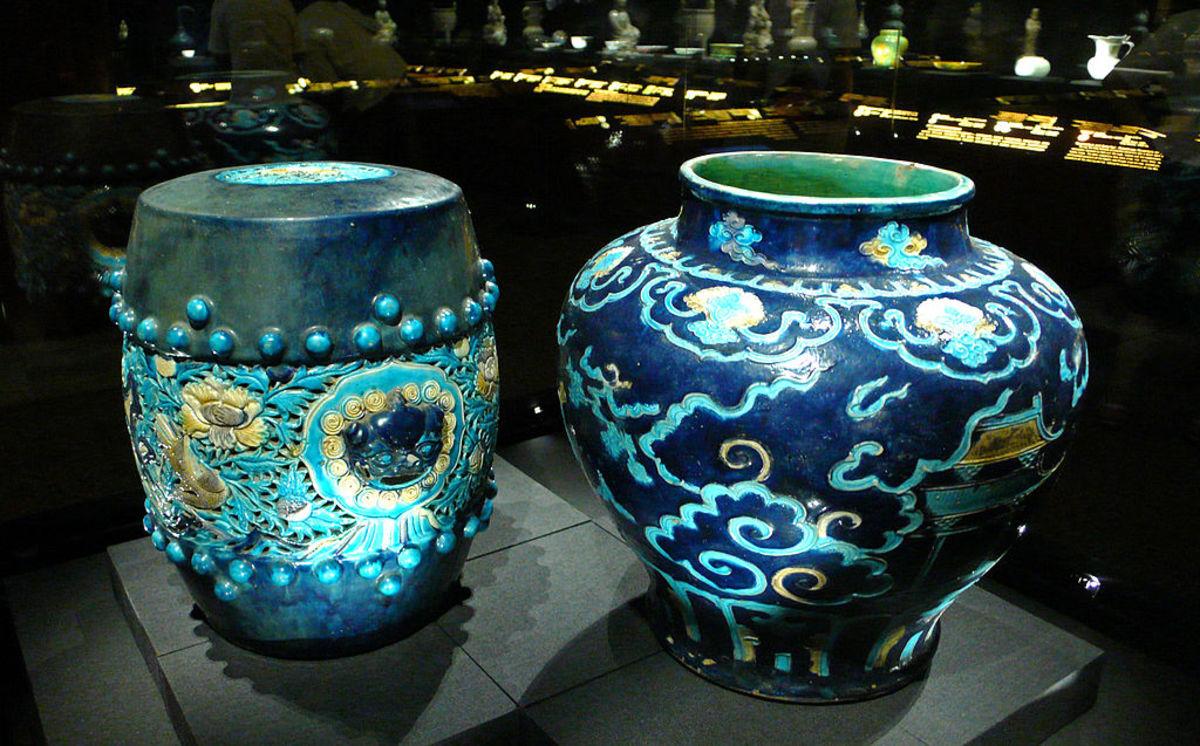 Blue Porceline