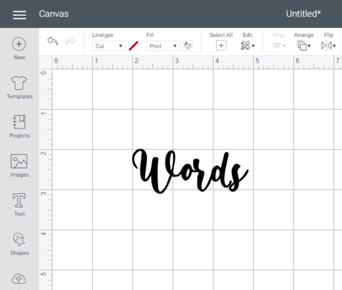 cricut-typography-hack