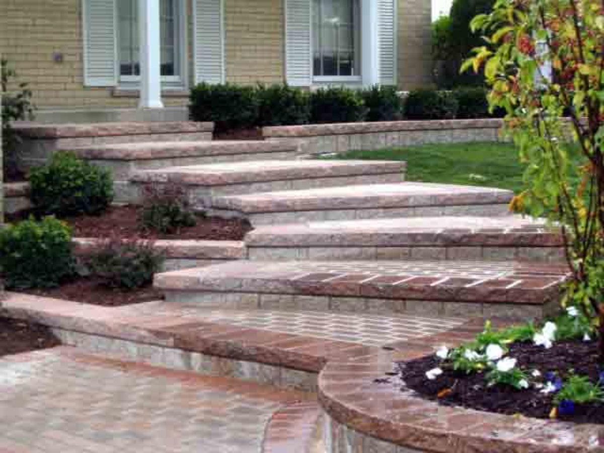 How to Build Brick Steps
