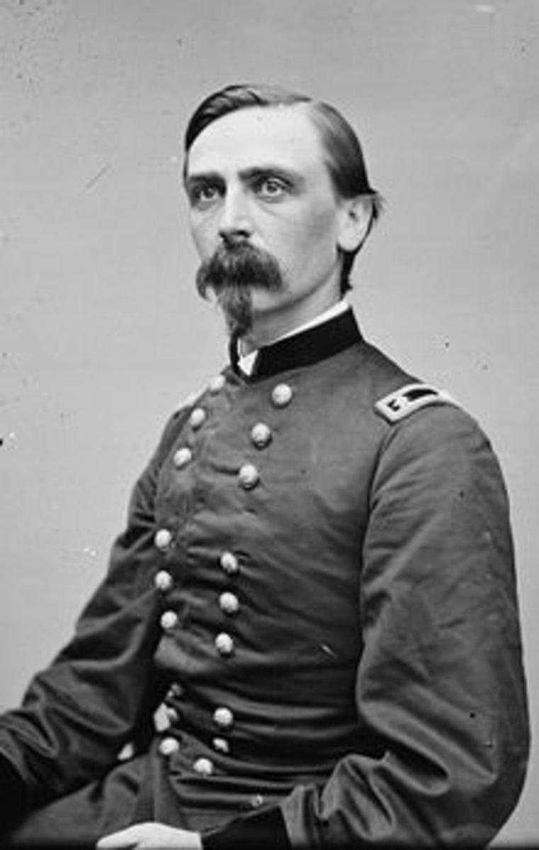 Adelbert Ames: Battle Attire during the Civil War
