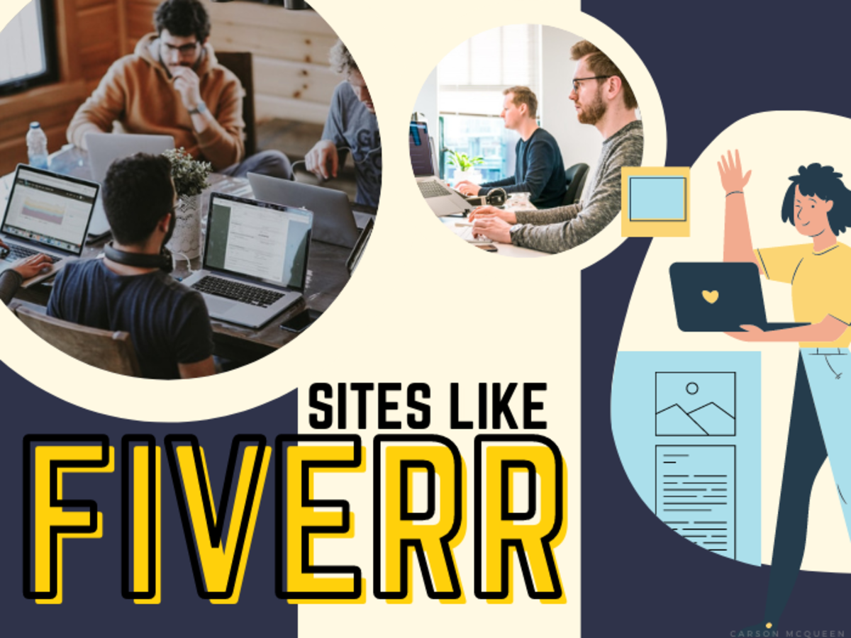 10 Sites Like Fiverr: Find More Freelancing Gigs