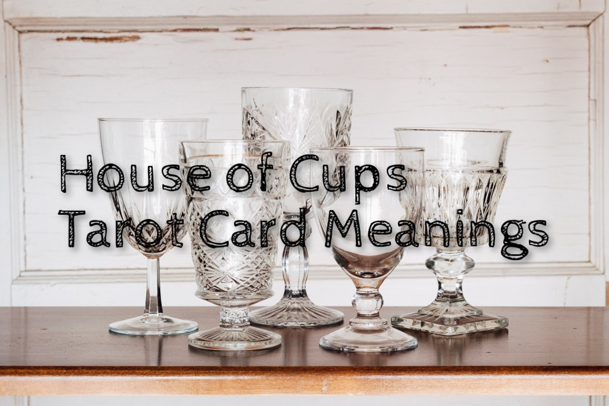 House of Cups Tarot Card Meanings