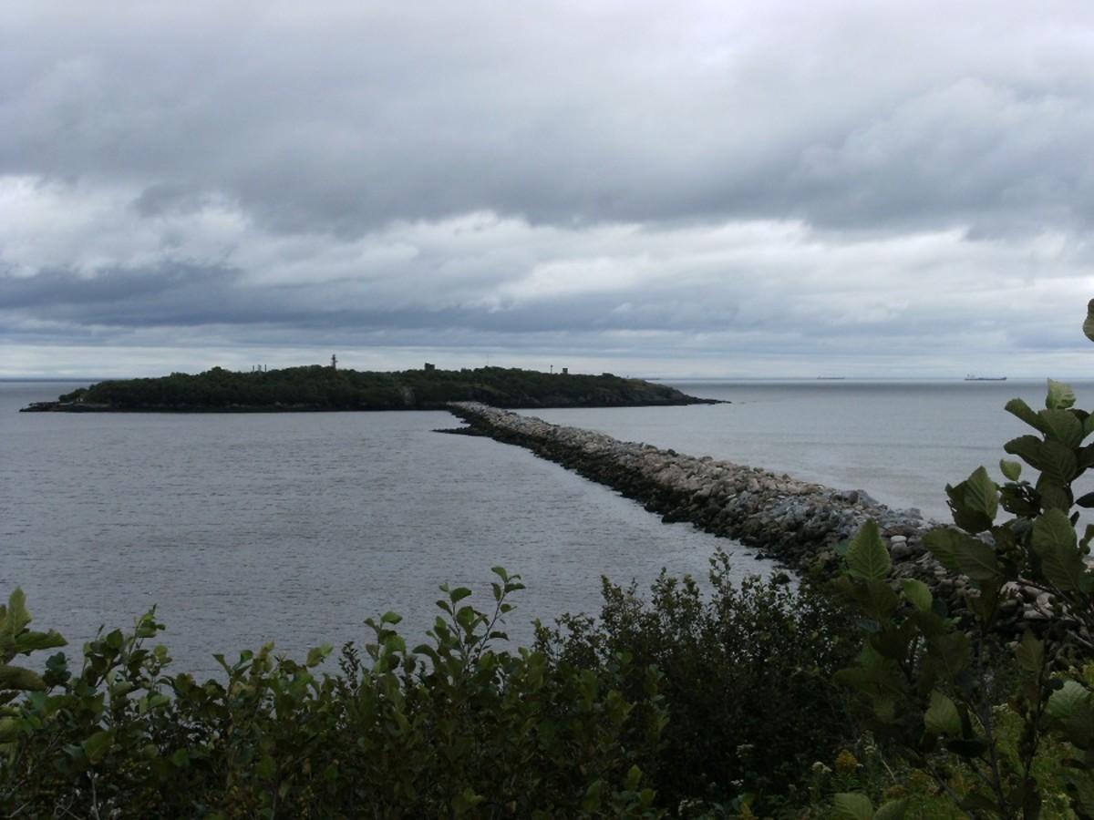 NB Hauntings: Partridge Island