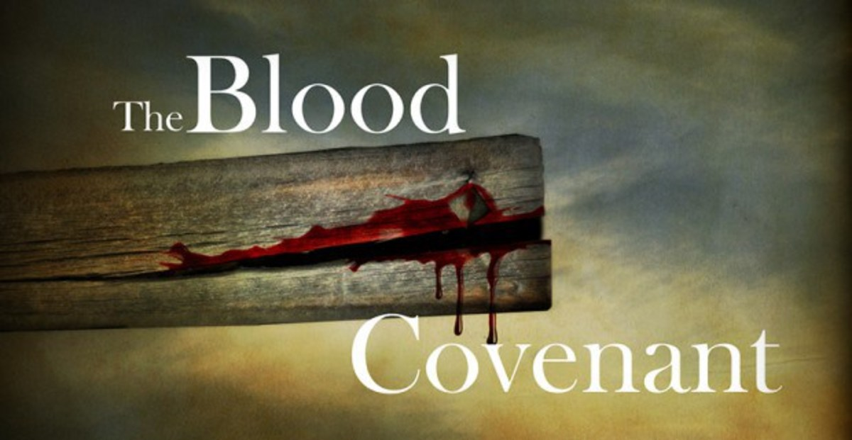 It was the faithfulness of Christ that has signed this covenant with His shed blood.