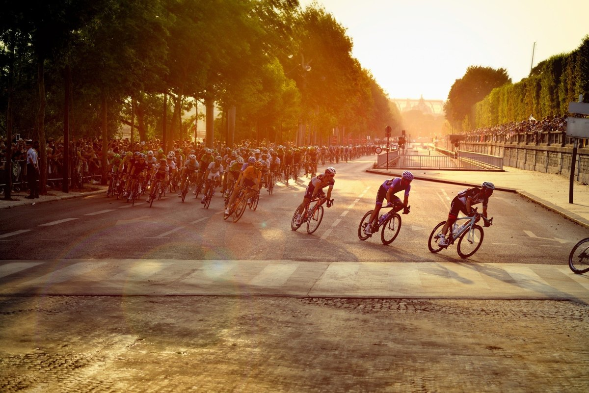 Cycling History: The Green Jersey in the Tour de France