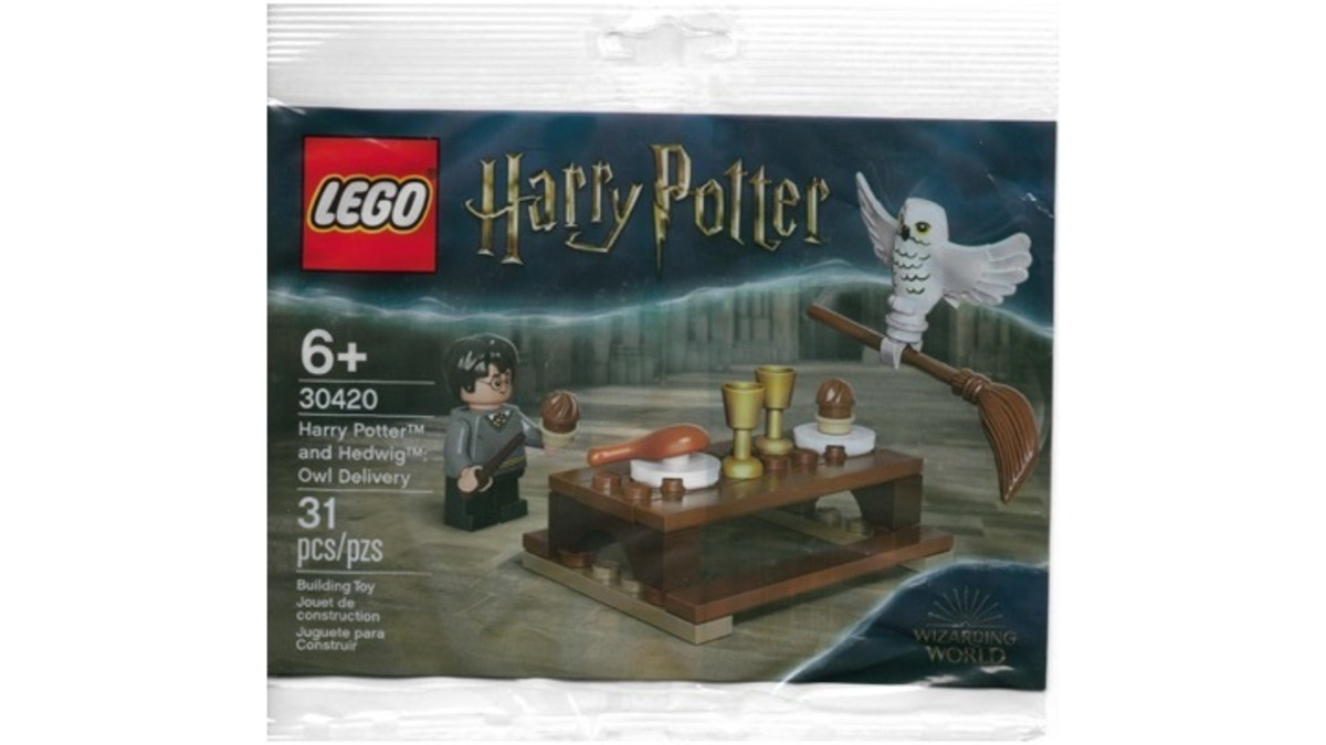 LEGO Harry Potter and Hedwig Owl Delivery 30420 Polybag
