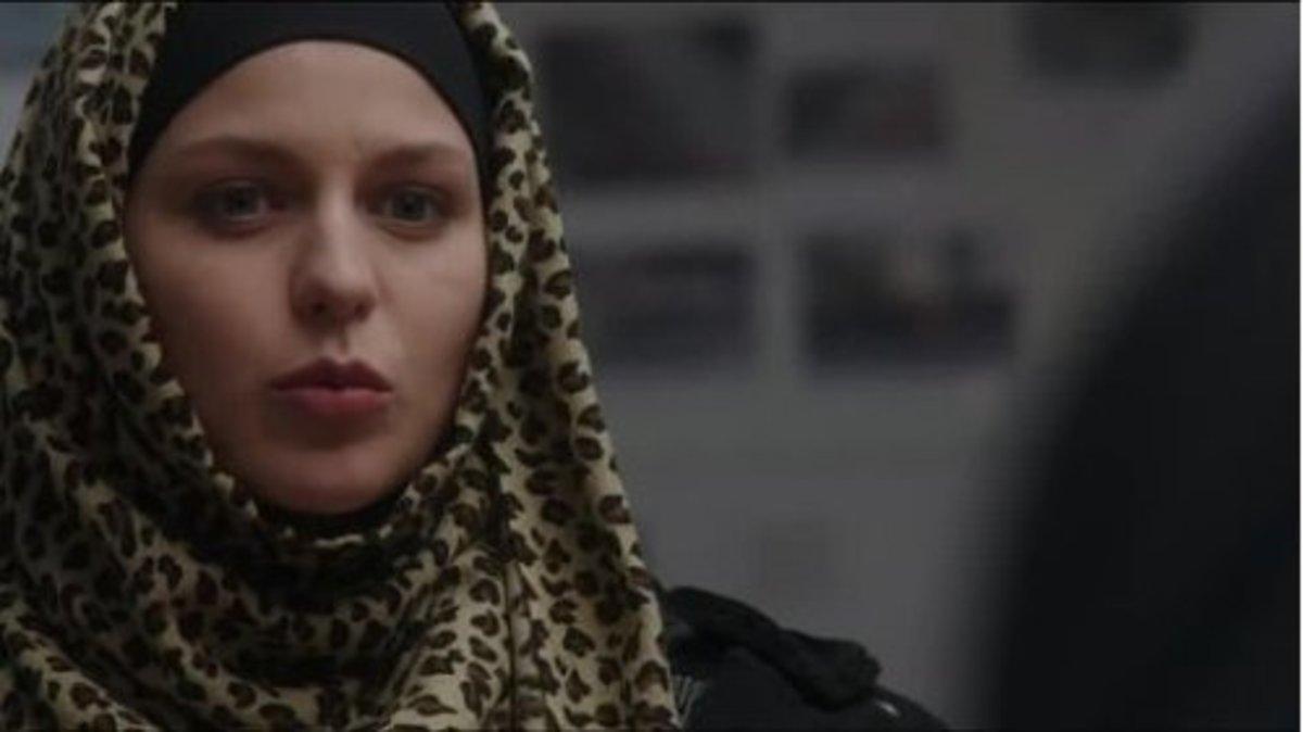 Katherine Rusell interrogated by FBI agents