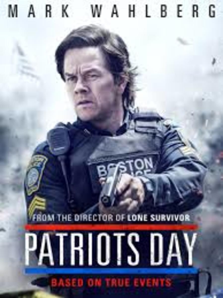 Patriots Day (2016) Movie Poster