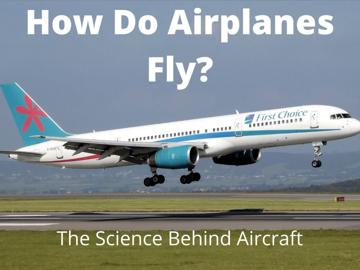 How Do Airplanes Fly? : The Scientific Explanation of Aerodynamics