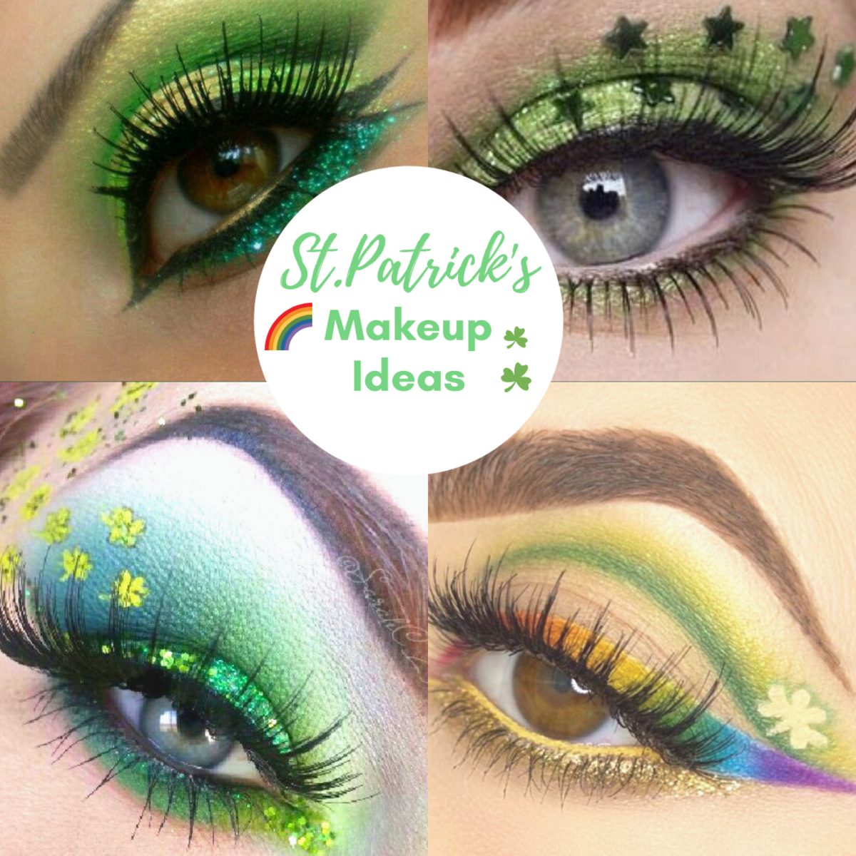 st-patricks-day-makeup-ideas