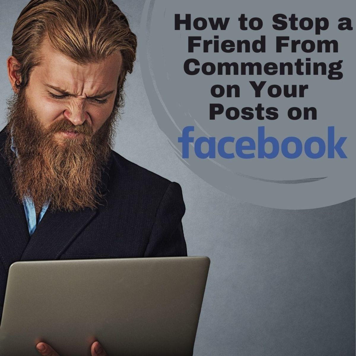 How to Block a Friend From Commenting on Facebook Posts