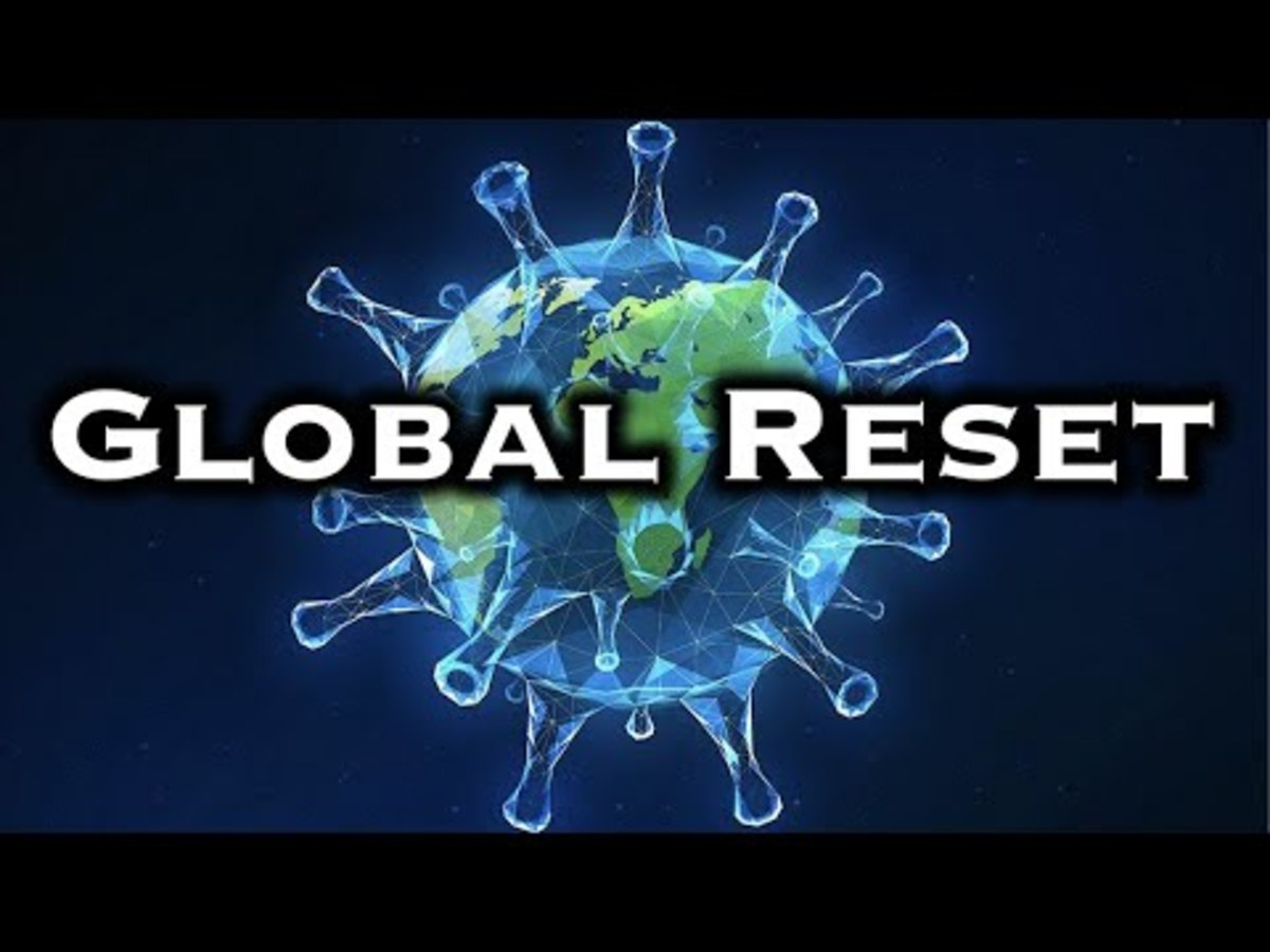 COVID-19 is being used to implement the Great Reset
