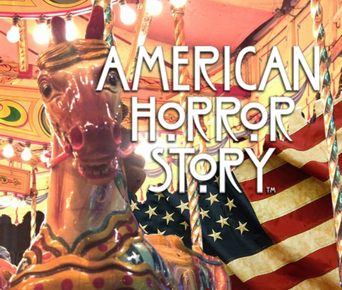 American Horror Story - Extracting History from Horror