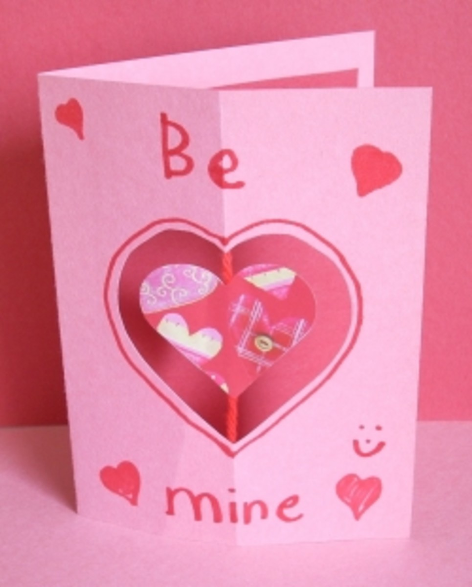 Make Your Own Valentines for Kids