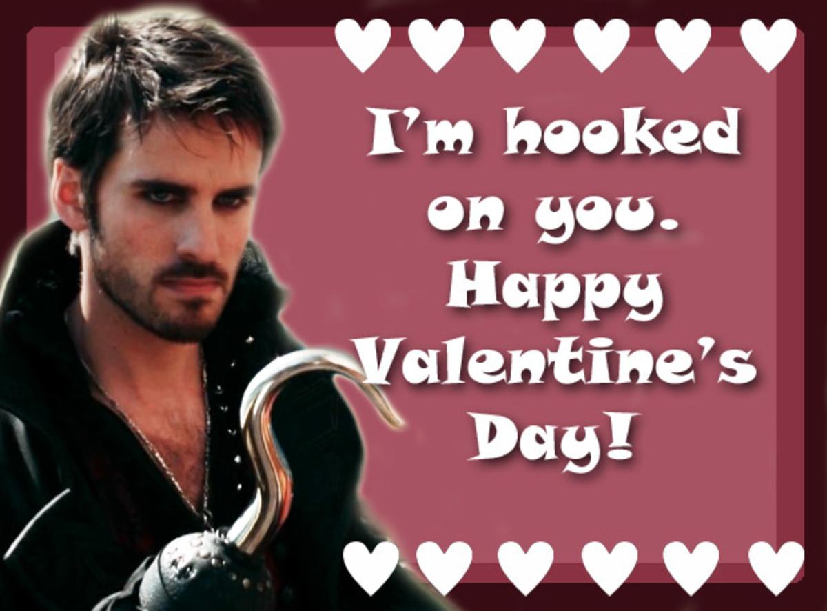 Hook Valentine