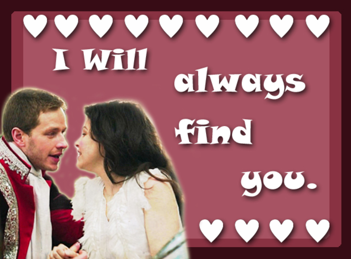 Snow and Charming Valentine