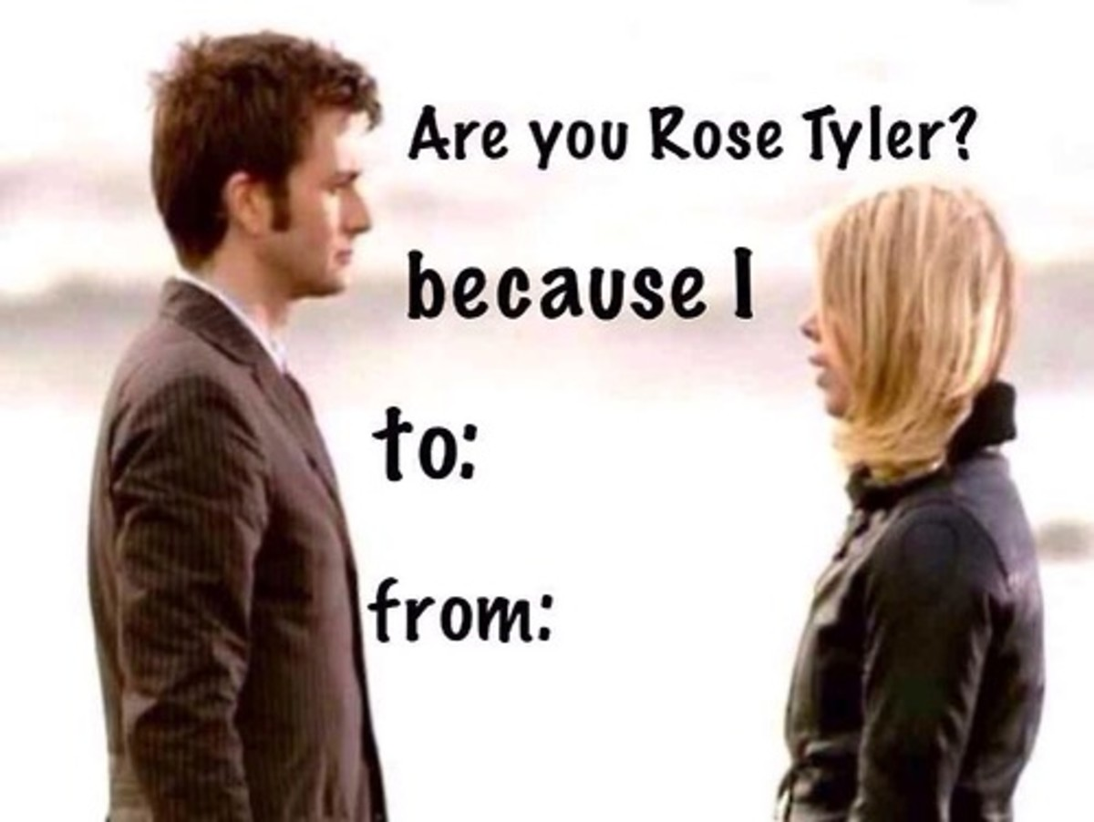Ten and Rose Valentine