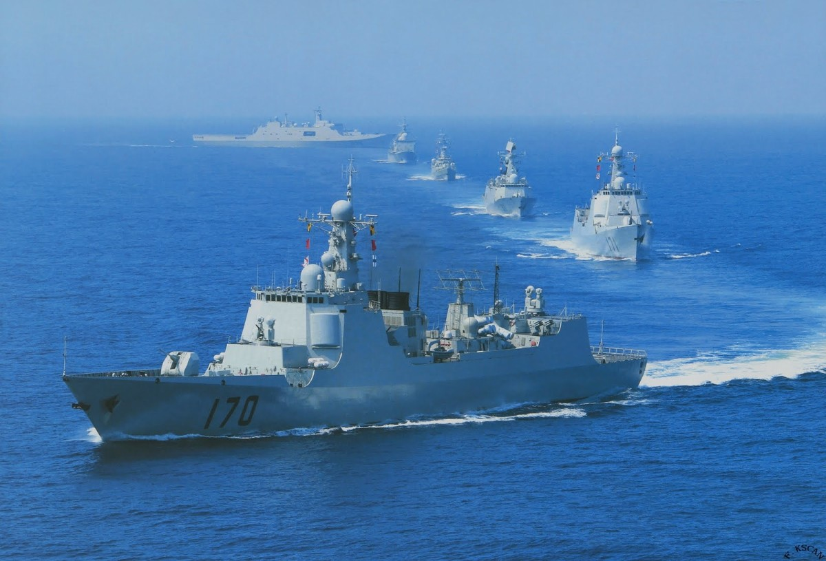 The South China Sea: China's Solution to Its Energy Needs and the Domination of Asia-Pacific