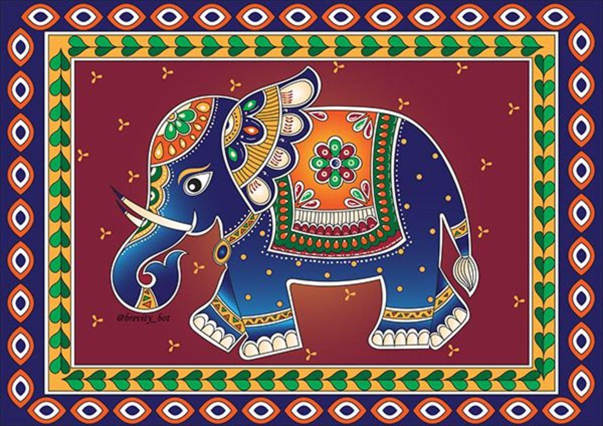 Madhubani- the Essence of Bihar