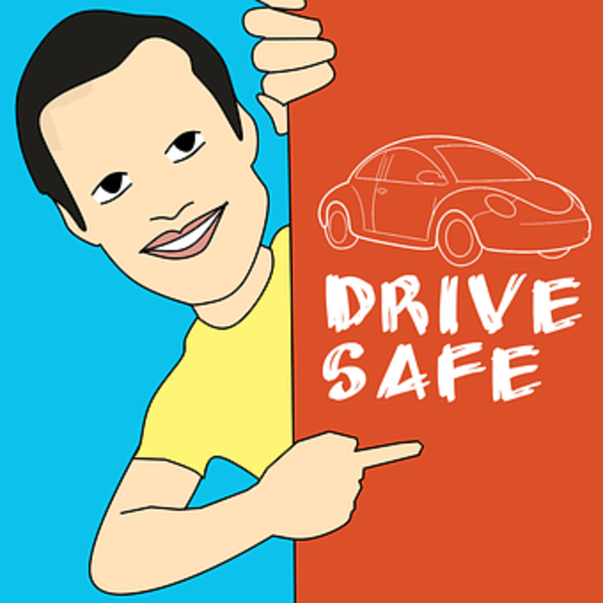 Drive safe is possible and achievable