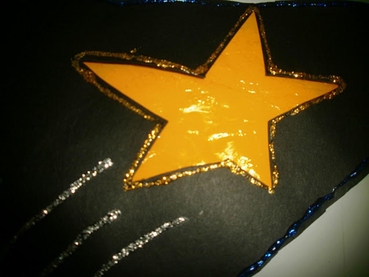 The Christmas Star.