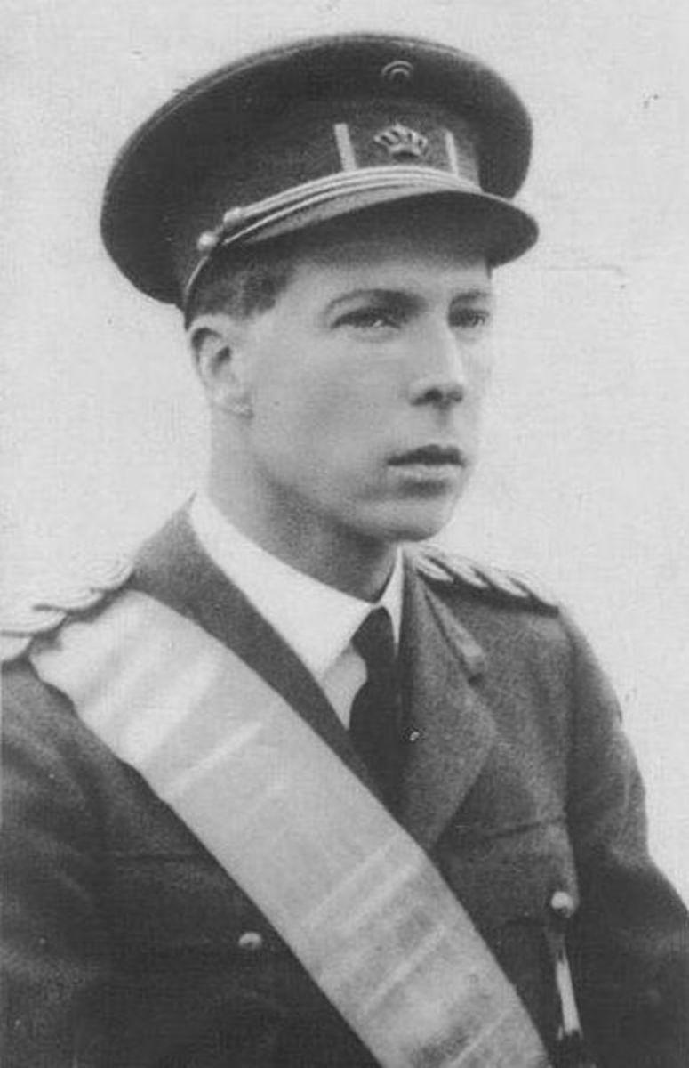 His Royal Highness Charles Théodore Henri Antoine Meinrad of Belgium, Prince of Saxe-Coburg-Gotha, Duke of Saxe, Prince of Belgium, Count of Flanders