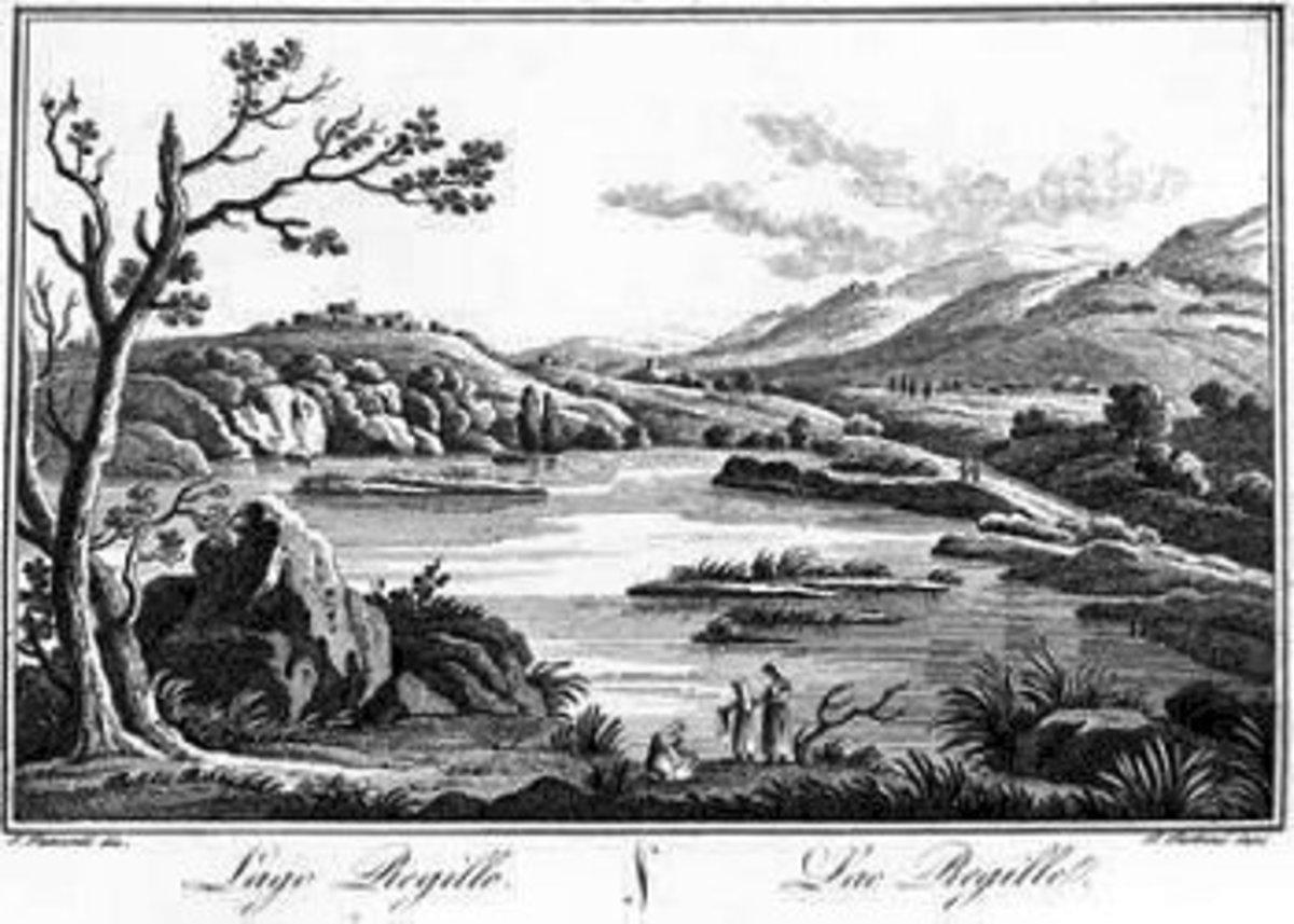 Lake Regillus