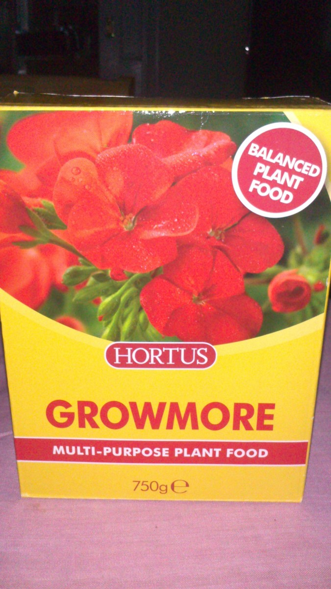 Hortus Growmore - multi-purpose plant food