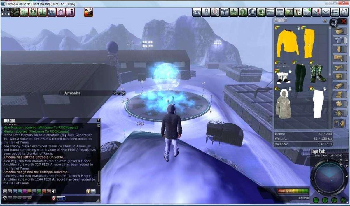 My Entropia Universe Review