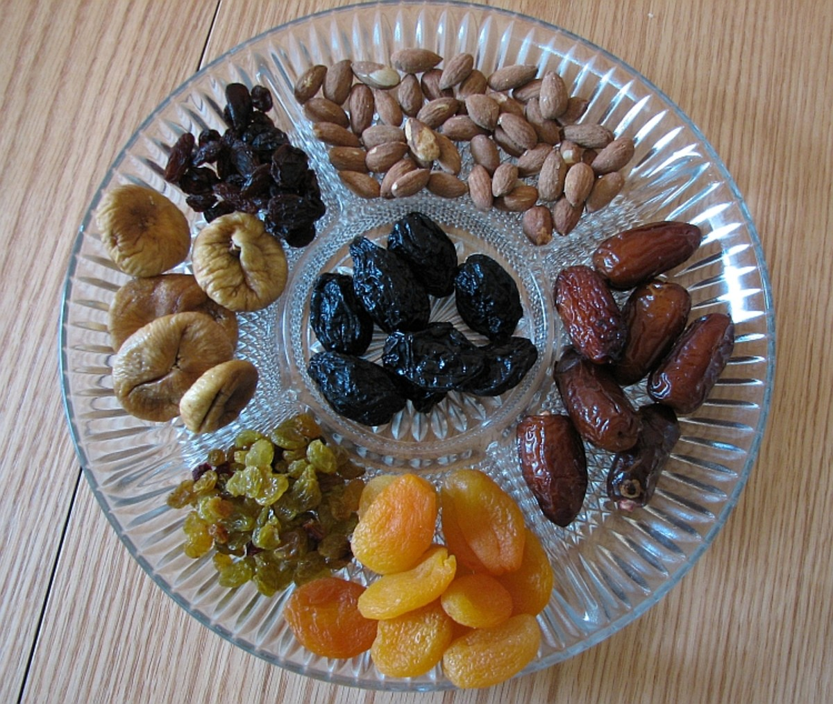 To Bishvat Is Celebrated By Eating Dried Fruits And Nuts