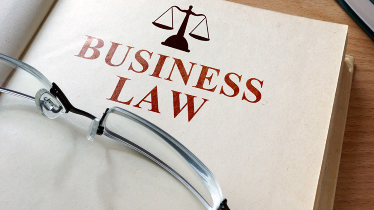 Laws for business in UK By John Szepietowski