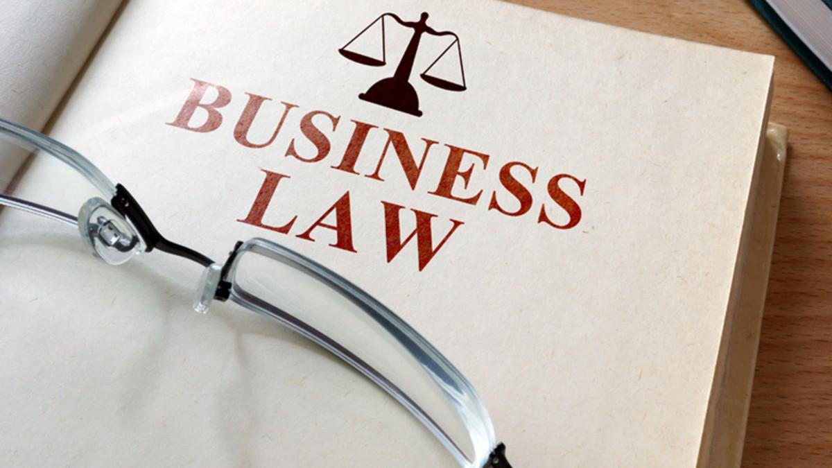 Laws for Business in United Kingdom by John Szepietowski