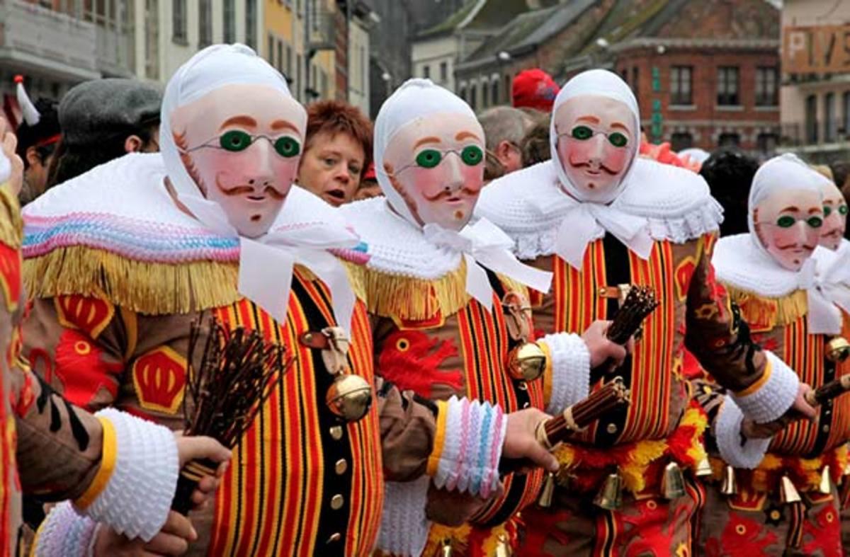 Binche Carnival (Belgium)