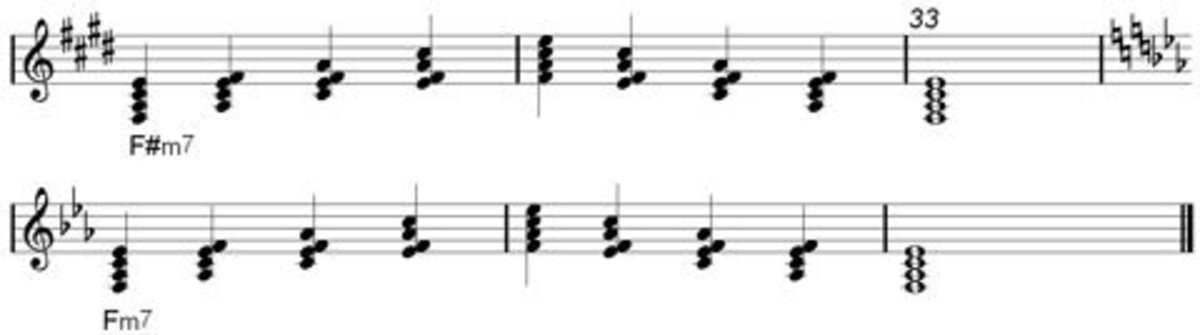 Minor 7th Chord part 2