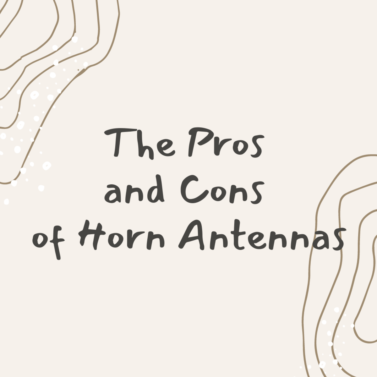 Read on for the pros and cons of this classic antenna!