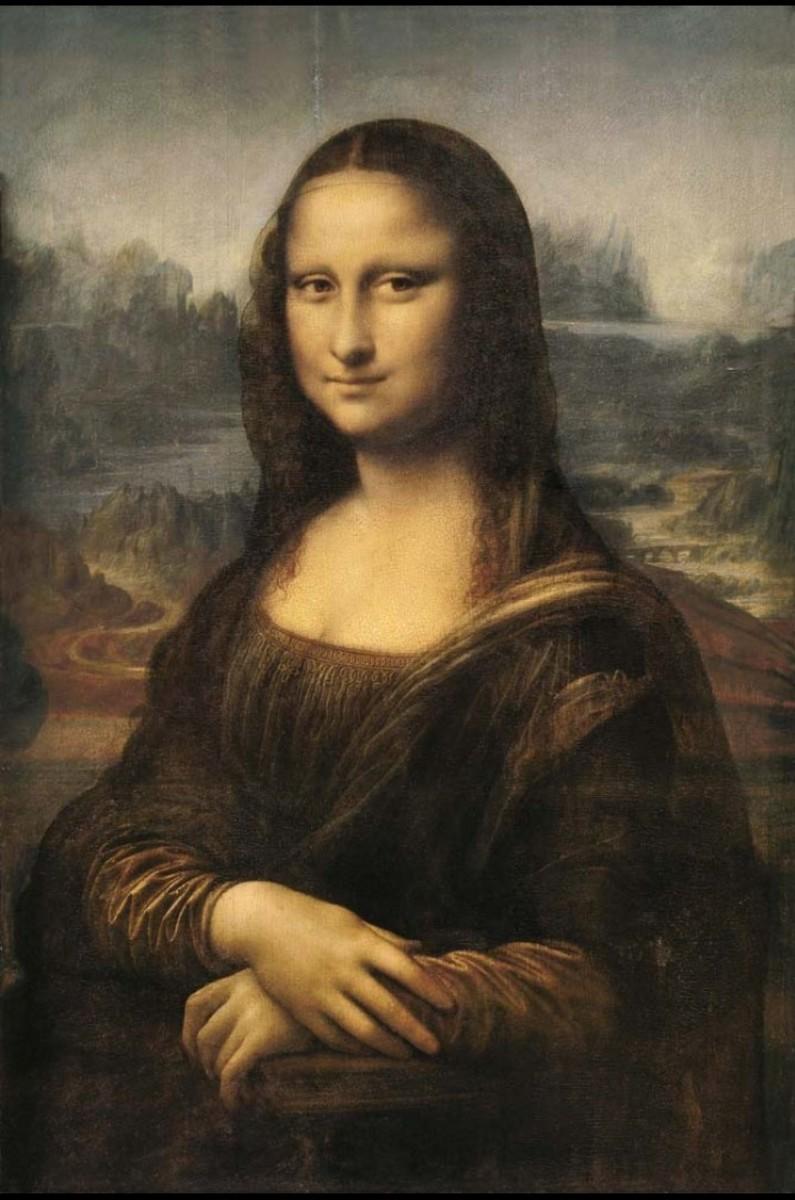 Mona Lisa Becoming Lucydner