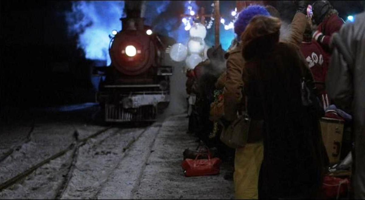 The Terror Train is rolling into the station to whisk you to your death