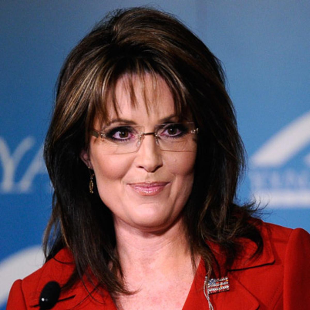 Sarah Palin, U.S. Governor