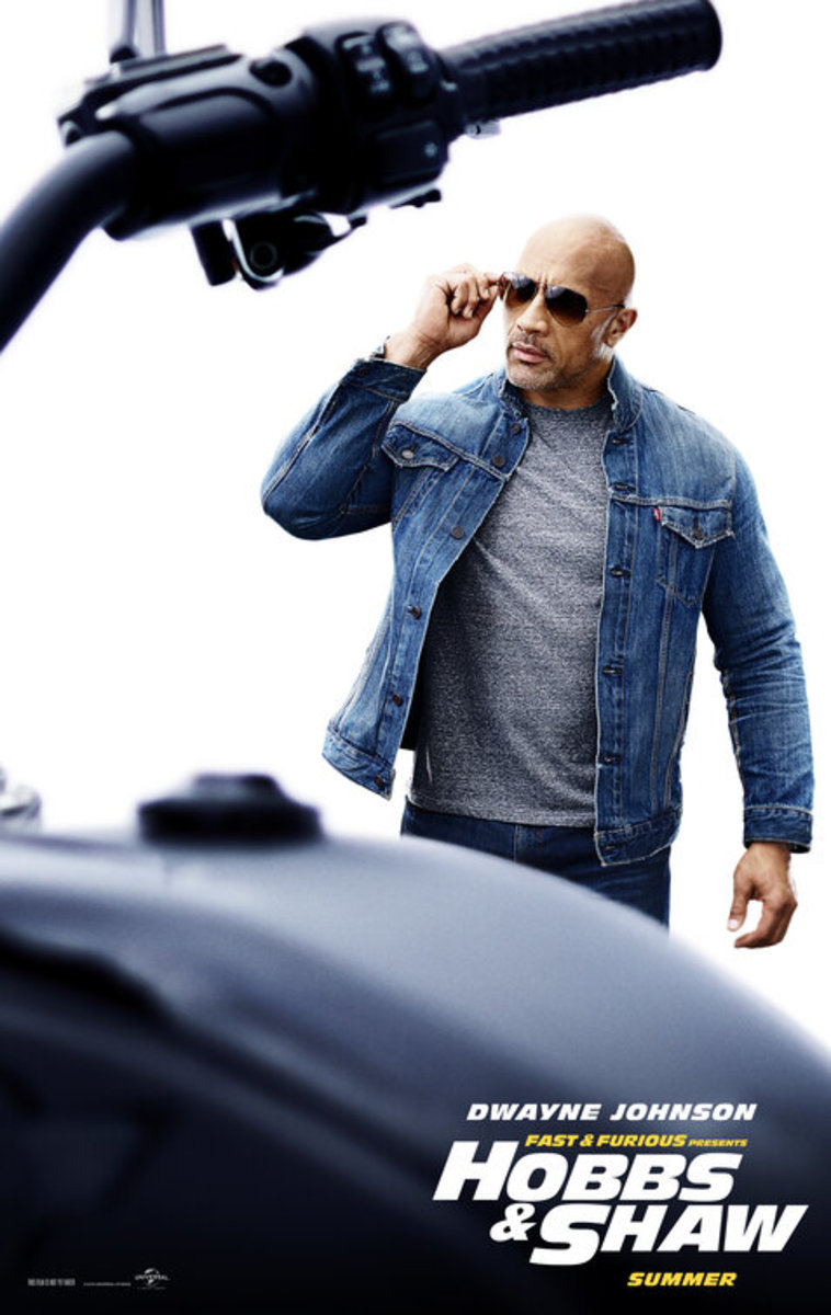 Hobbs and Shaw (2019) Movie Review