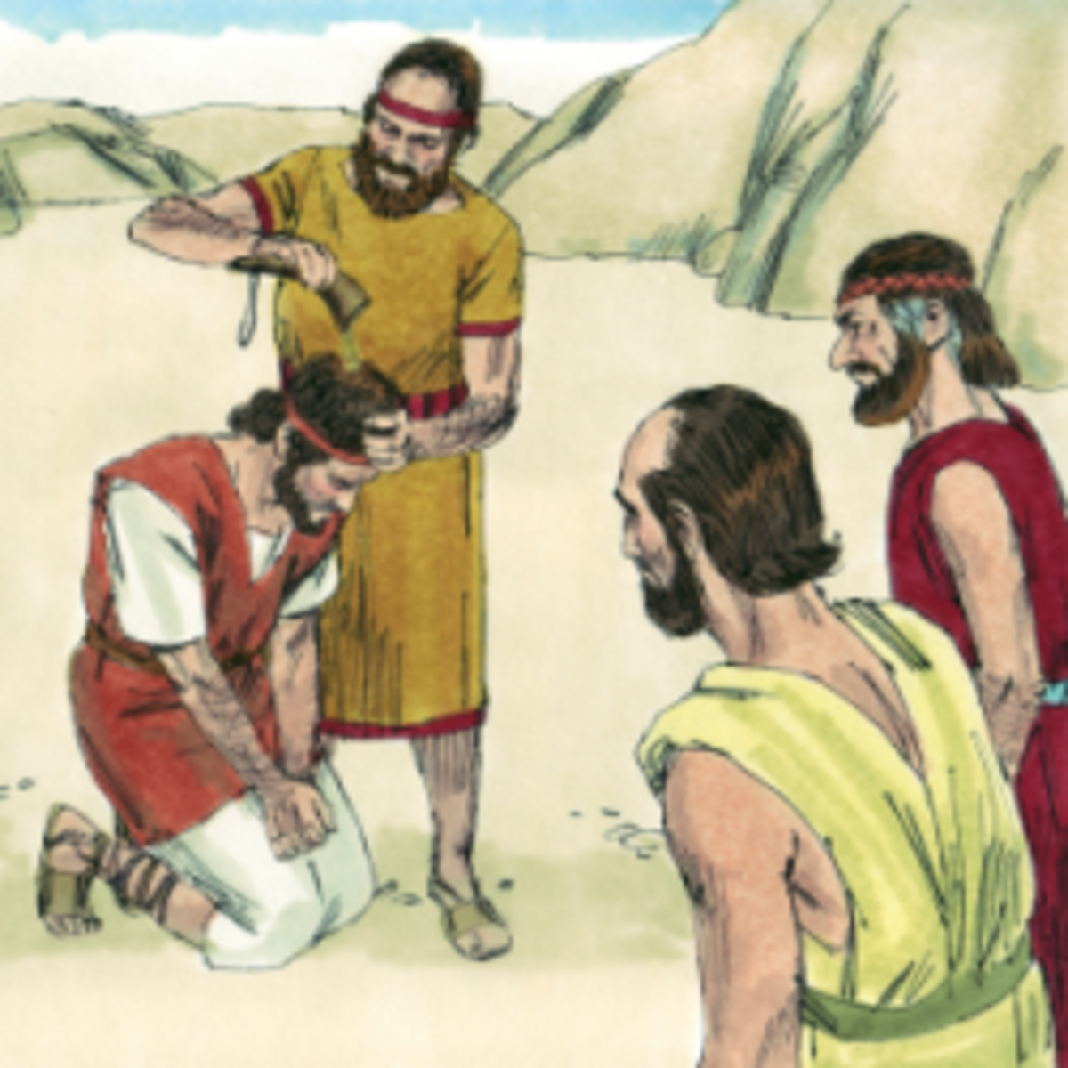 Kings of Israel and Judah Bible Study for Kids