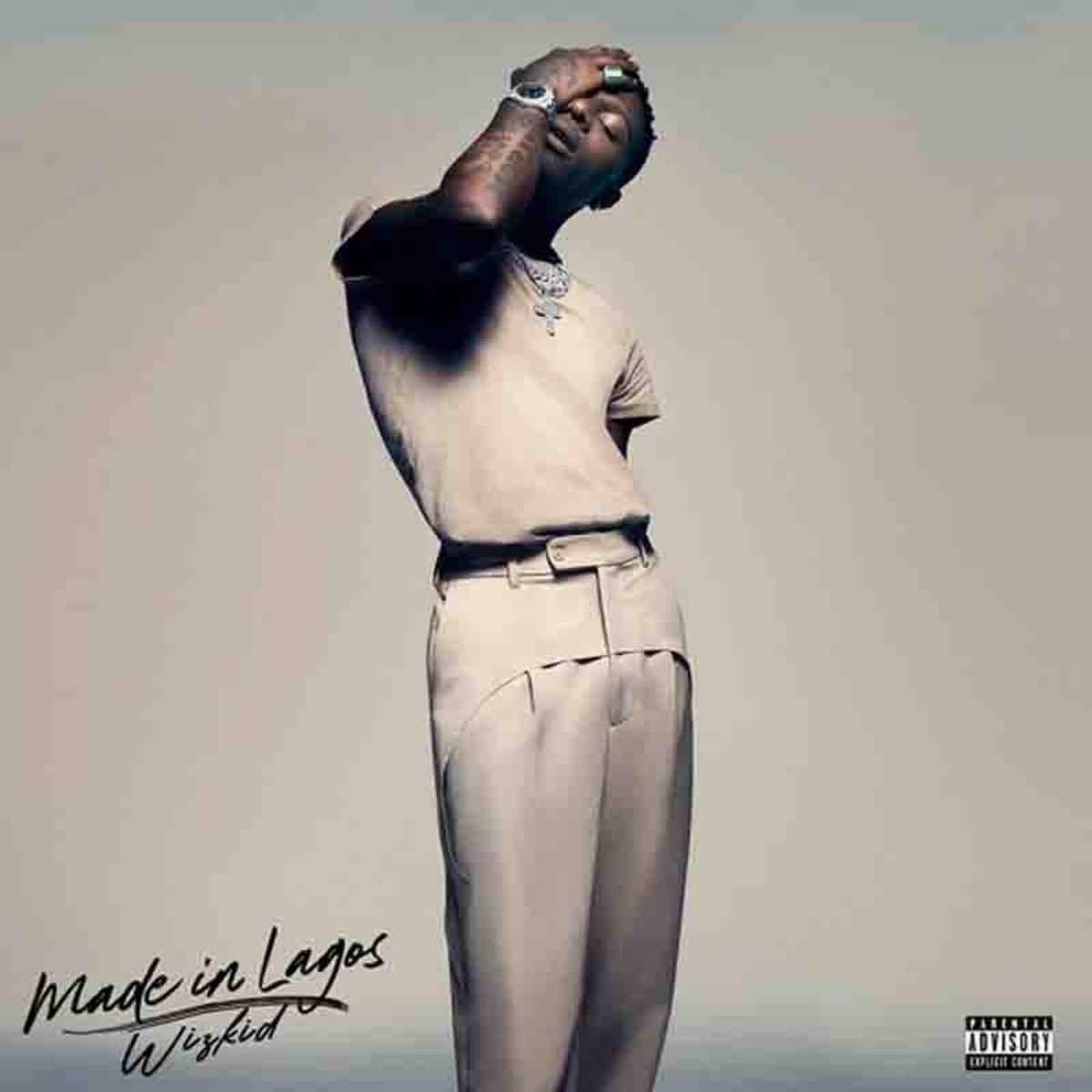 ''Made In Lagos'' album cover