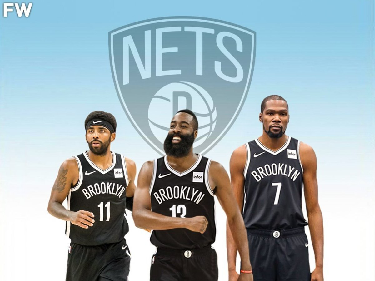 After successfully acquiring James Harden from the Rockets the Nets are hungry for more.