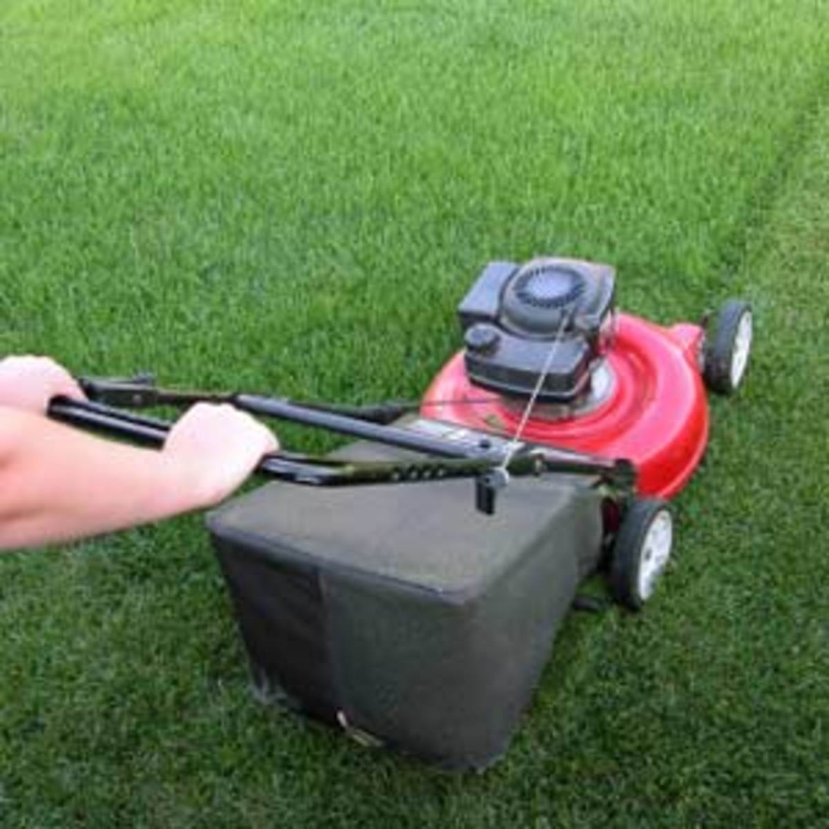 Mowing the Lawn - Tricks of the Trade