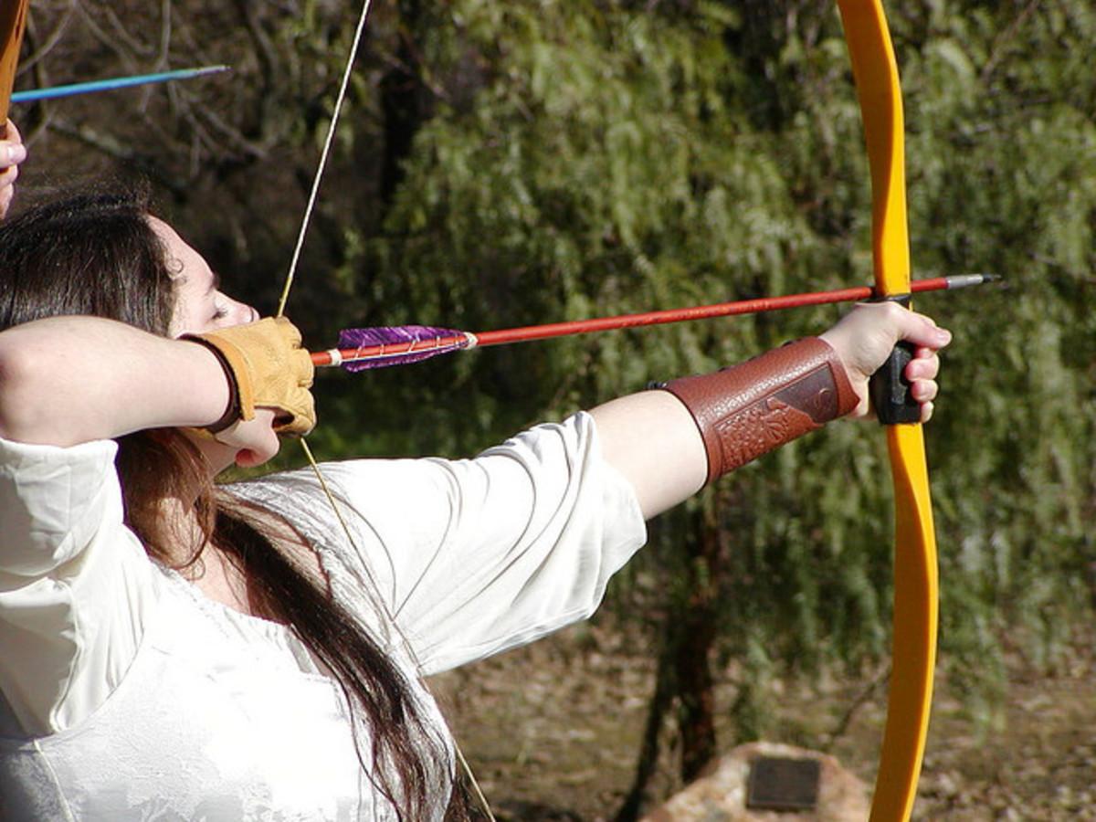 Archery by Tommy_Jay