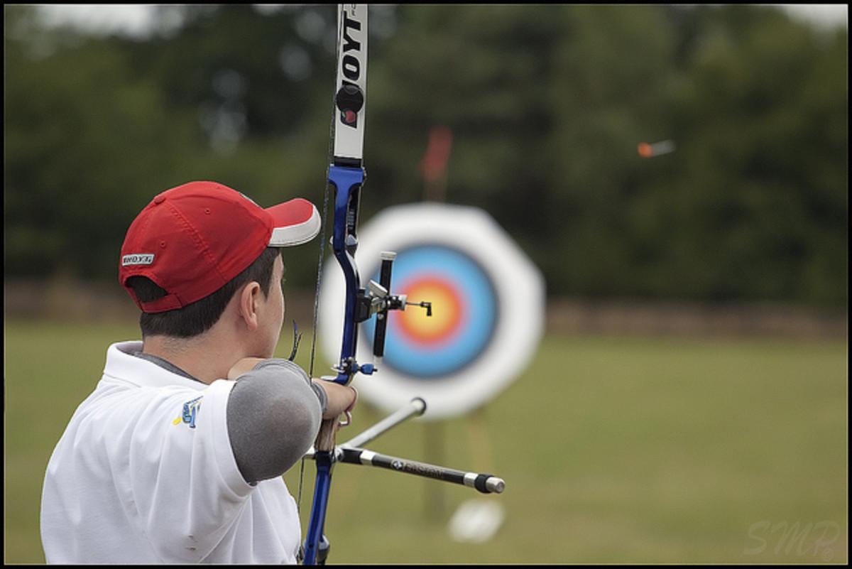 Archery by Diamanx